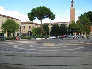 piazzaRomaAPRILIA